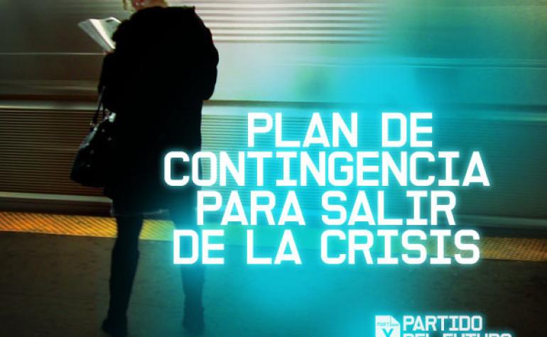 Plan de Contingencia para salir de la crisis: material para el borrador