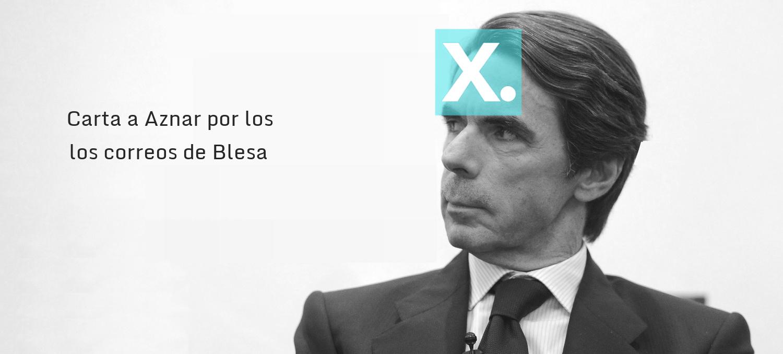 Carta a Aznar