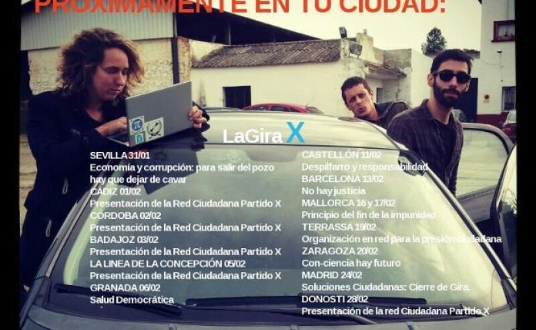 Programa de #laGiraX