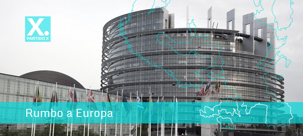 Rumbo a Europa Partido X