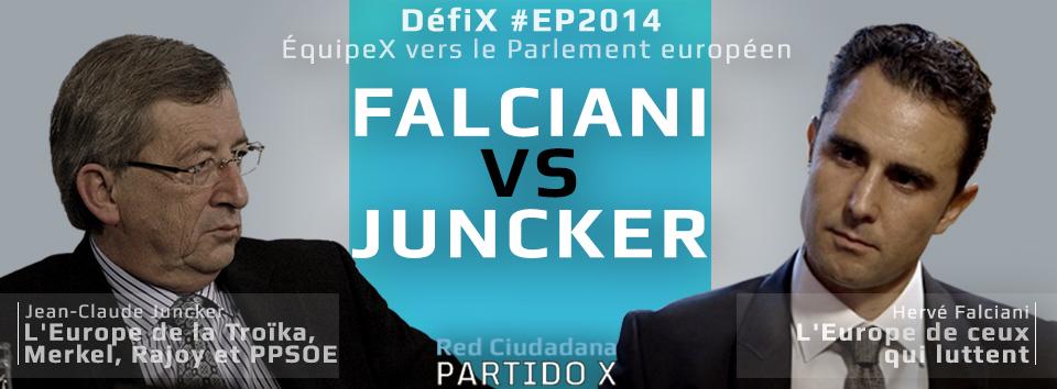Falciani VS Junker Francés