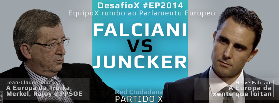 Falciani VS Junker gallego