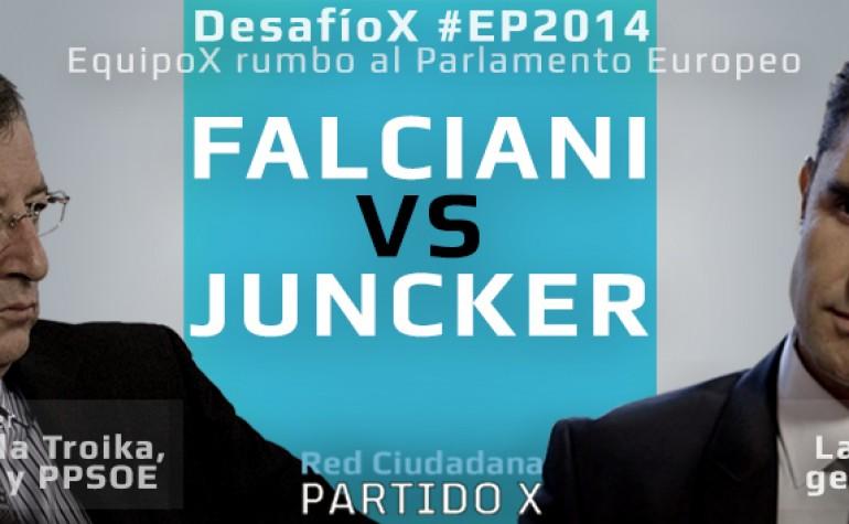 Falciani vs Juncker