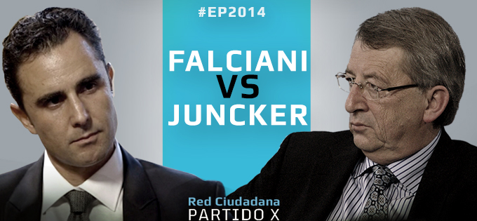 Falciani vs junker facebook