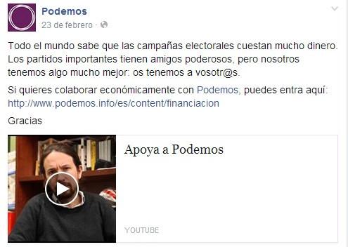 Podemos Post Colaboracion23022014