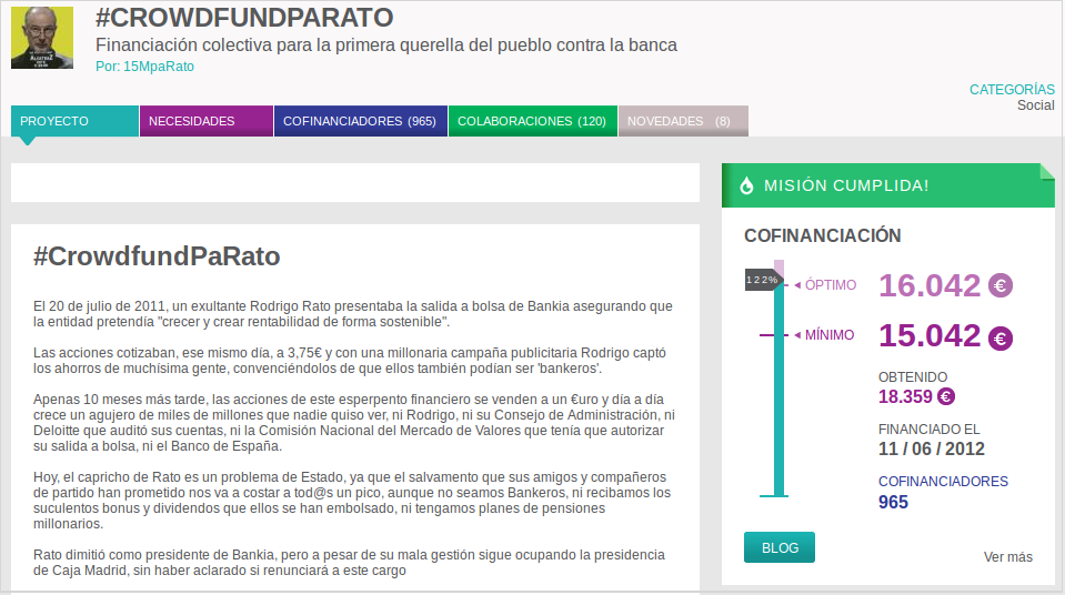 crowdfunding 15mparato