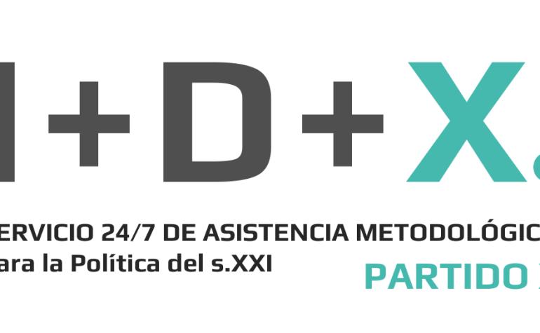 Plan I+D+X