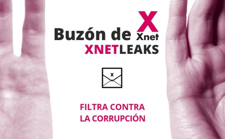 Filtraciones contra la Corrupción: Buzón de Xnet