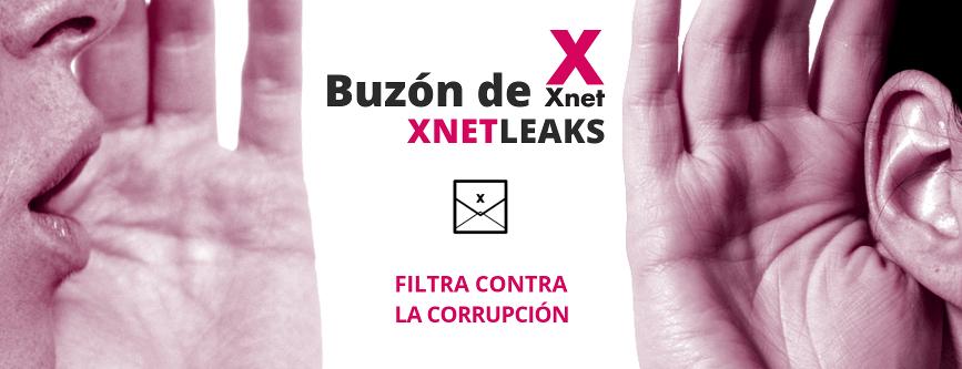 Buzon de Xnet