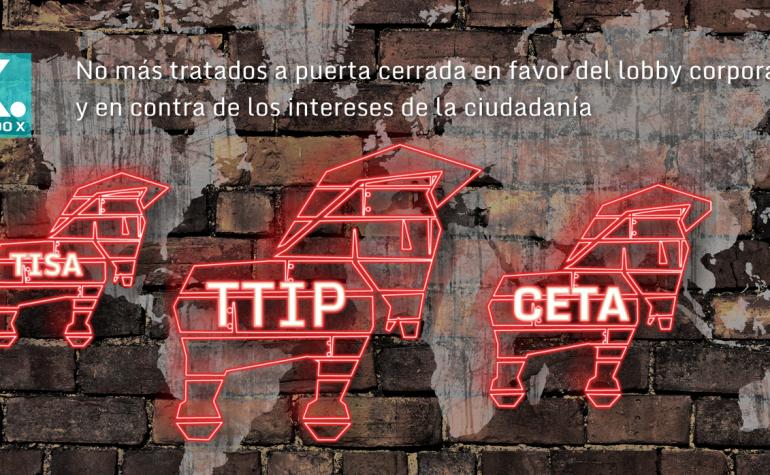 Ciudadanía vigilante: comienza la SÉPTIMA RONDA DEL TTIP