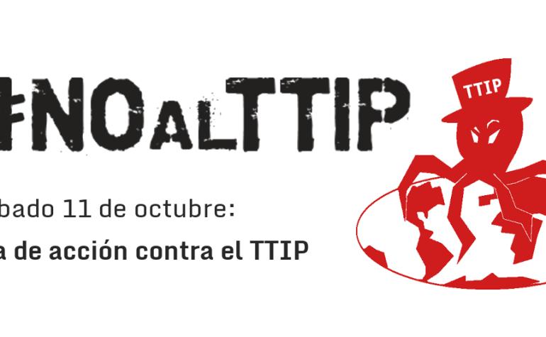 El Partido X apoya la campaña #NOalTTIP