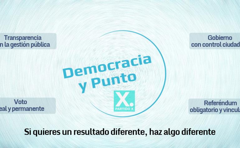 Democracia y Punto