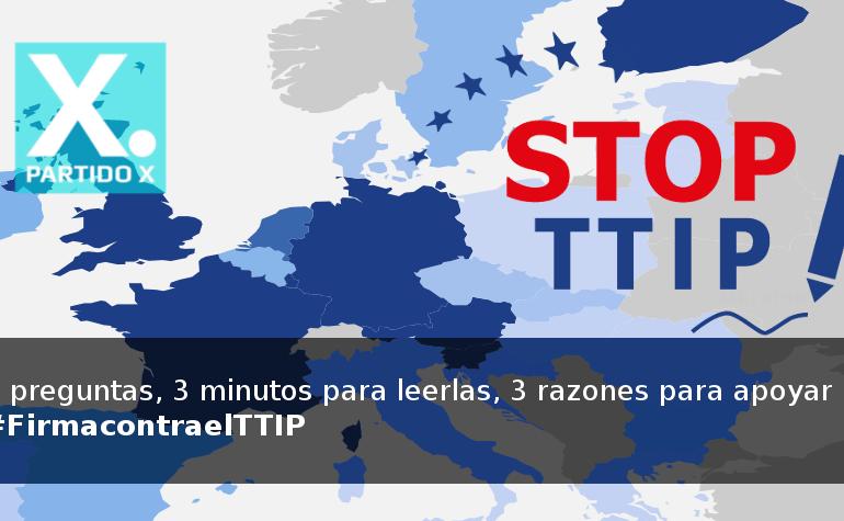 TTIP, CETA y TISA: De la negación de información a un ataque frontal a la democracia