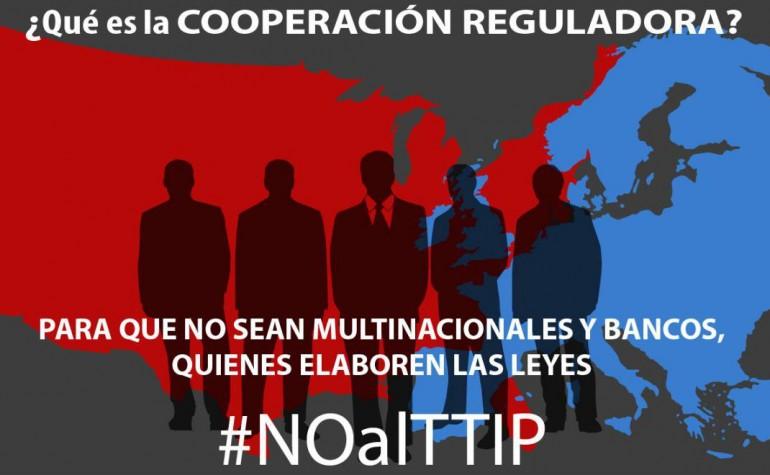 La Cooperación Reguladora en los tratados CETA y TTIP: Un instrumento preciso de manipulación legislativa