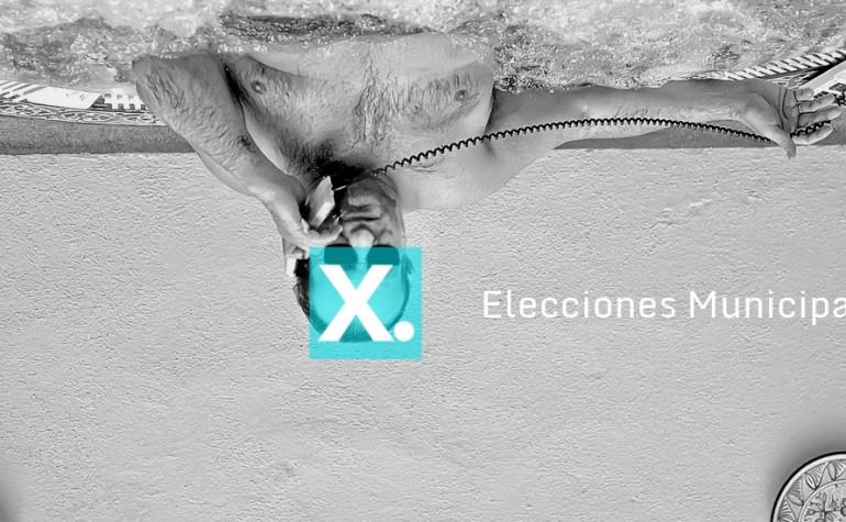El Partido X en las elecciones municipales