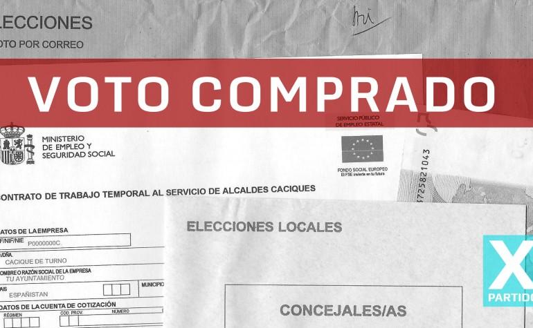 Voto por correo: Compra de votos y fraude electoral
