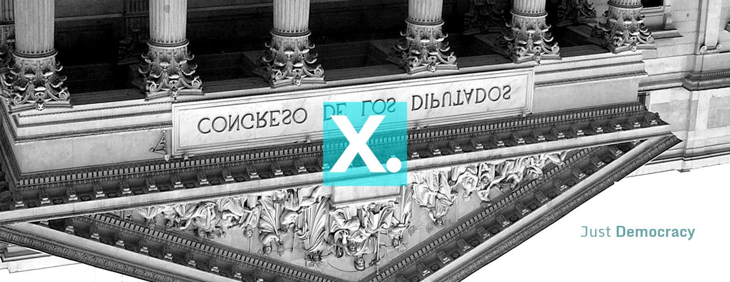Just Democracy, X Party - Partido X